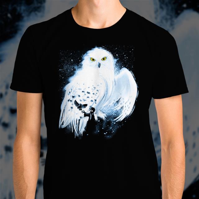 Concours : Gagnez un t-shirt 'Hedwige' de Wistitee !