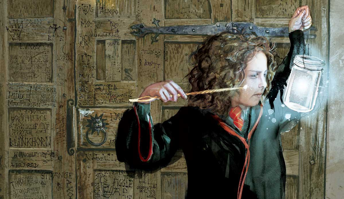Sondage 20 ans : Hermione, personnage préféré des fans !