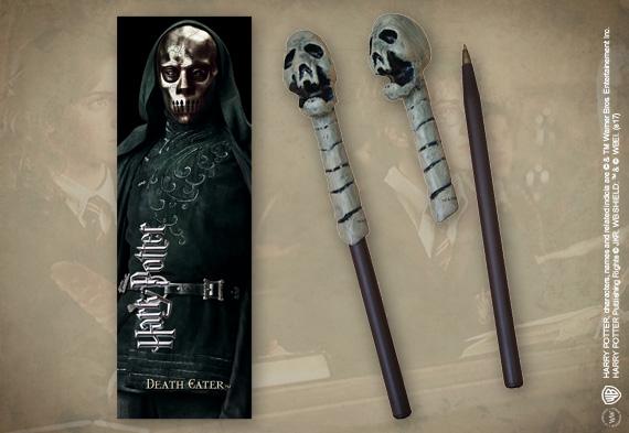 Nouveaux stylos-baguettes Harry Potter chez NobleCollection