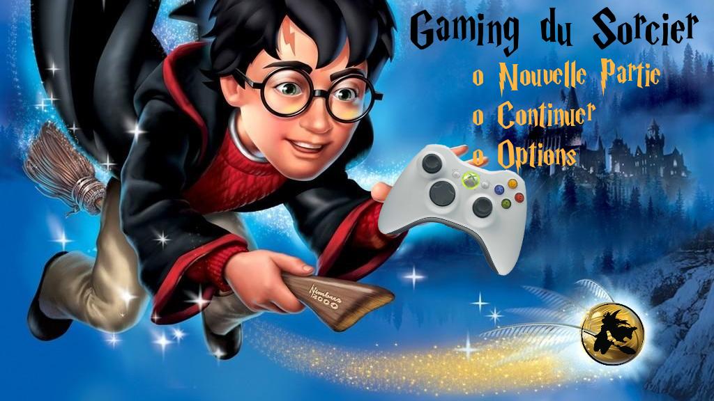 Harry Potter à l'école des Sorciers ; Let's Play au coeur de l'histoire
