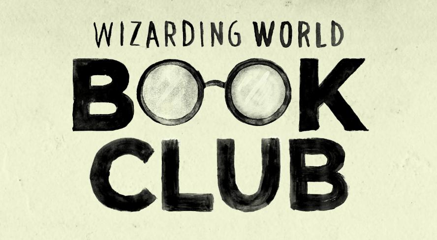 Lancement du club de lecture de Pottermore !