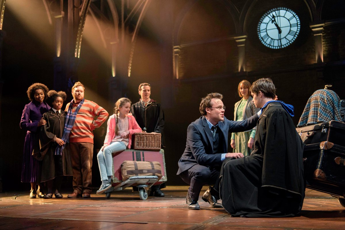 Nouvelles photos de la pièce Harry Potter & Cursed Child