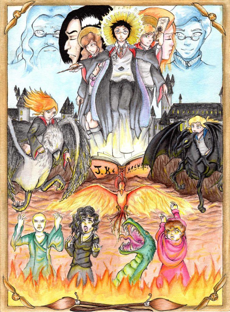 Harry Potter devient un texte sacré grâce à deux étudiantes de de Harvard Divinity School, illustration
