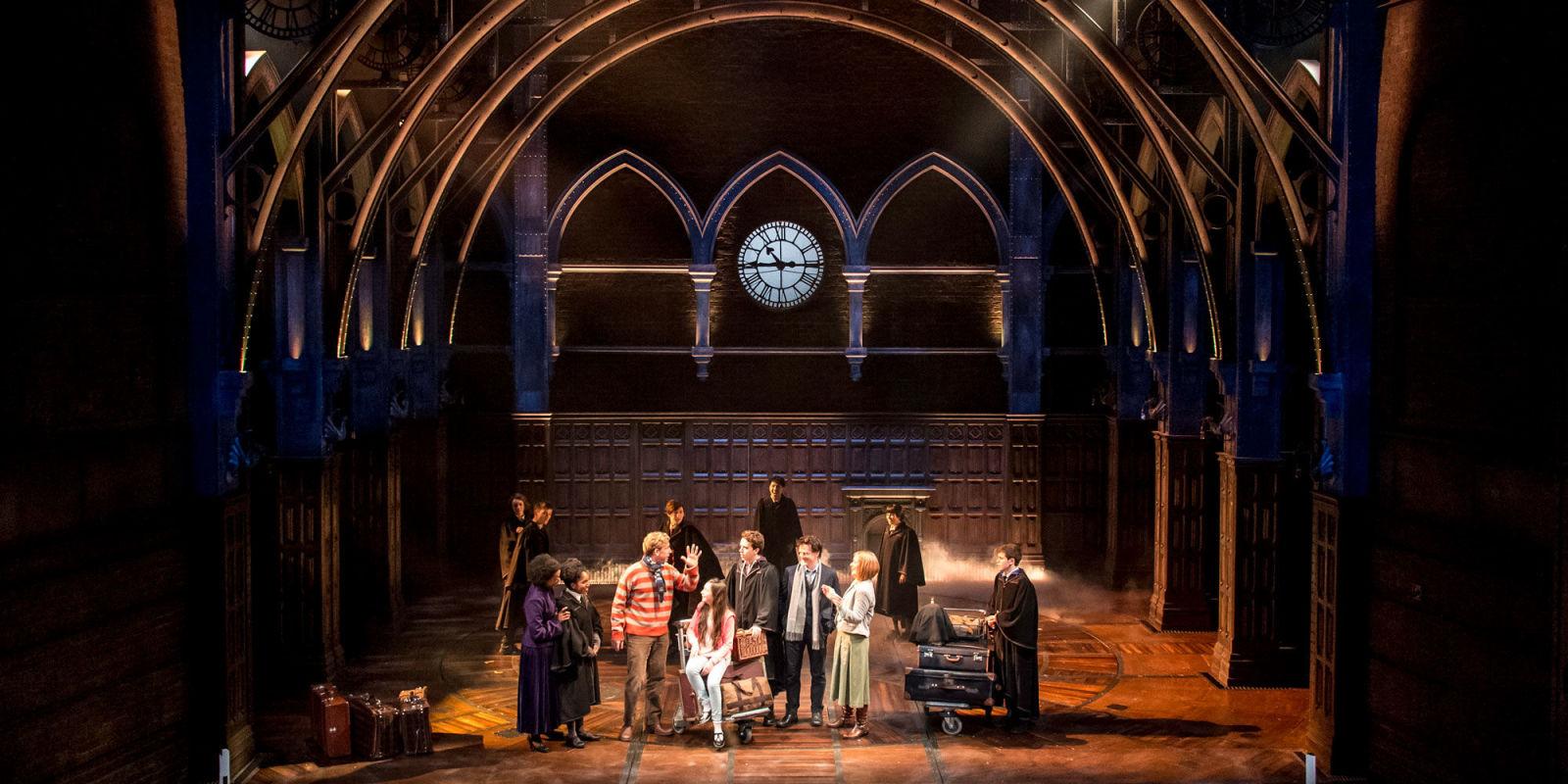 Harry Potter and the Cursed Child : 400 tickets à prix réduit pour le 1er septembre