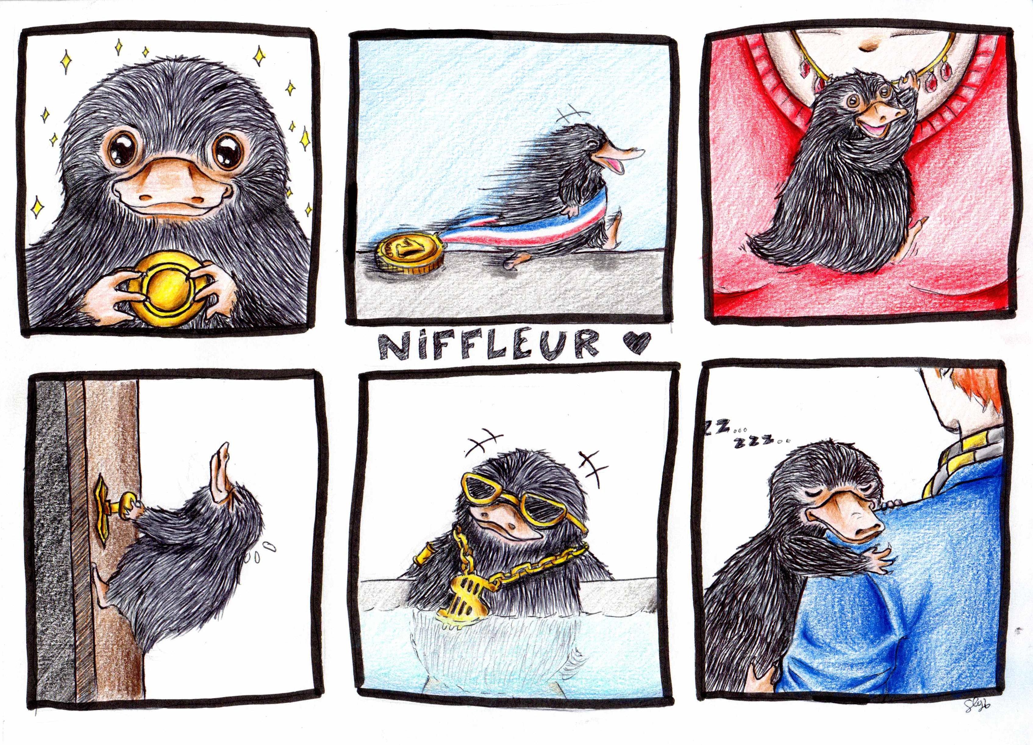 Les moldus en quête de niffleurs, le Ministère inquiet