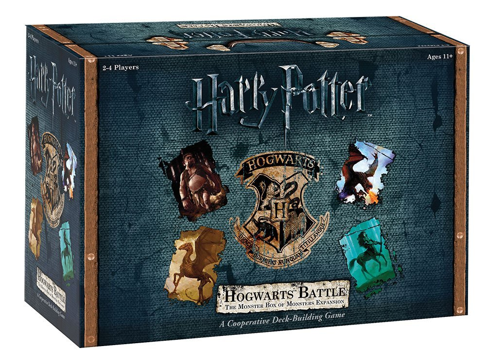 hogwarts battle extension forêt interdite