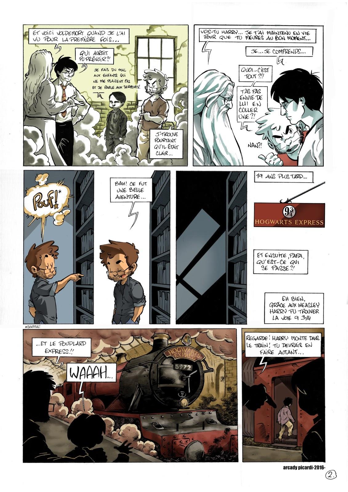 « Rendez-vous sur la voie 9 ¾ » (page 2)
