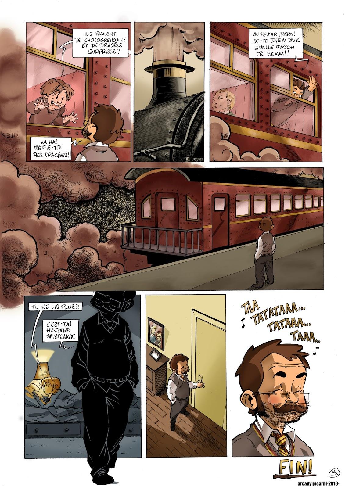 « Rendez-vous sur la voie 9 ¾ » (page 3)
