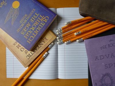 Tutoriel – Les crayons sortilèges