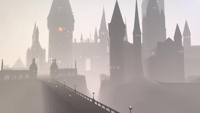 La visite virtuelle de Poudlard avec Pottermore