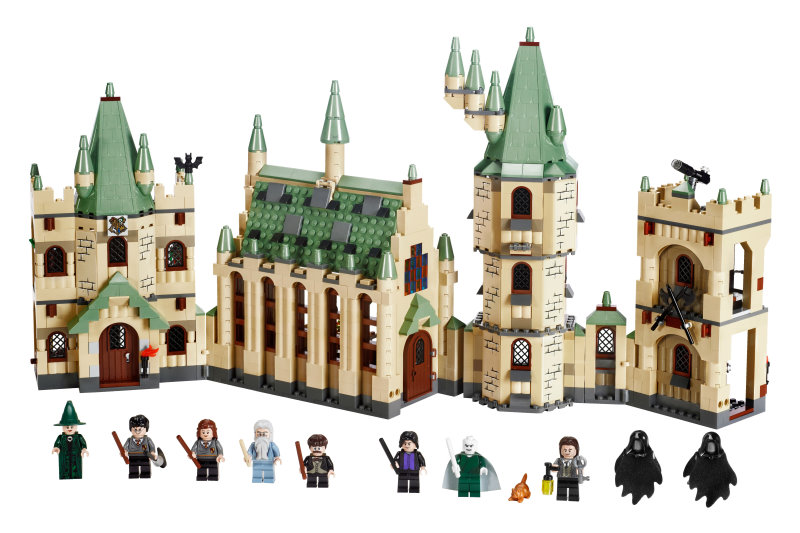 De nouveaux LEGOs Harry Potter en 2018 ?