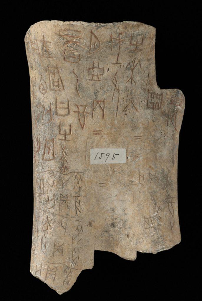 Os divinatoires chinois exposés à l'exposition Harry Potter de la British Library