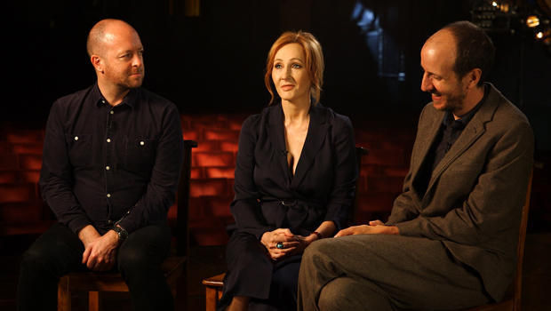 Interview de JK Rowling sur Cursed Child et Harry Potter – traduction intégrale