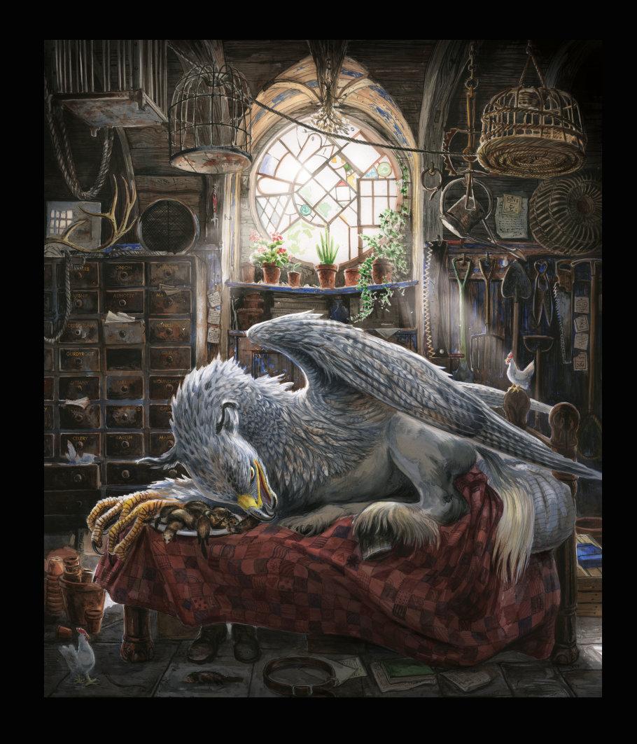 Harry Potter et le prisonnier d'Azkaban illustré ; nouveaux aperçus