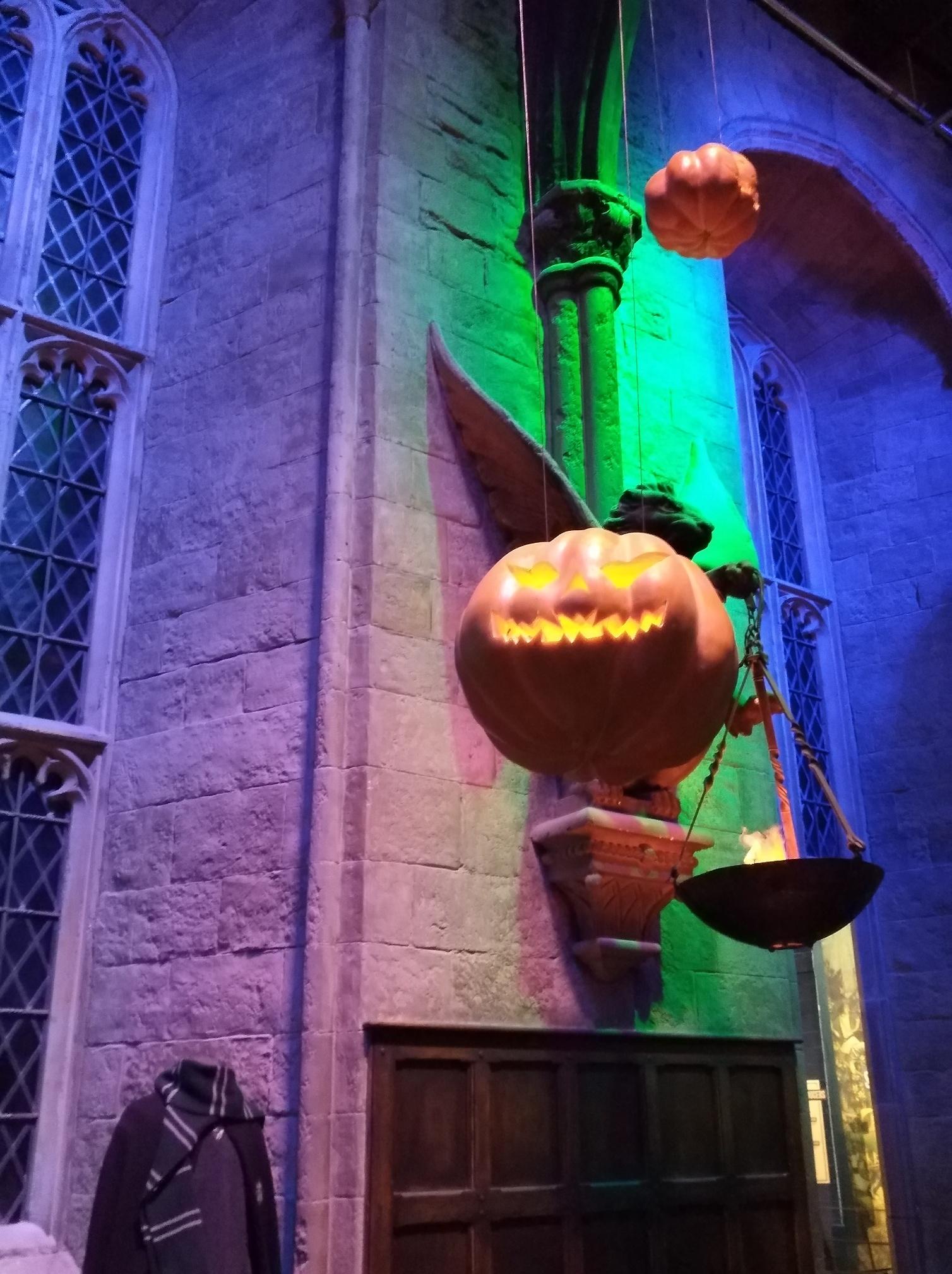 Halloween se prépare au Studio Tour Harry Potter