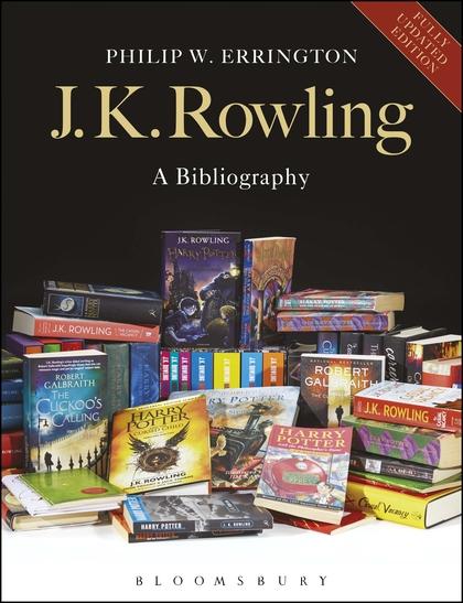 Nouvelle édition de la bibliographie de J.K. Rowling