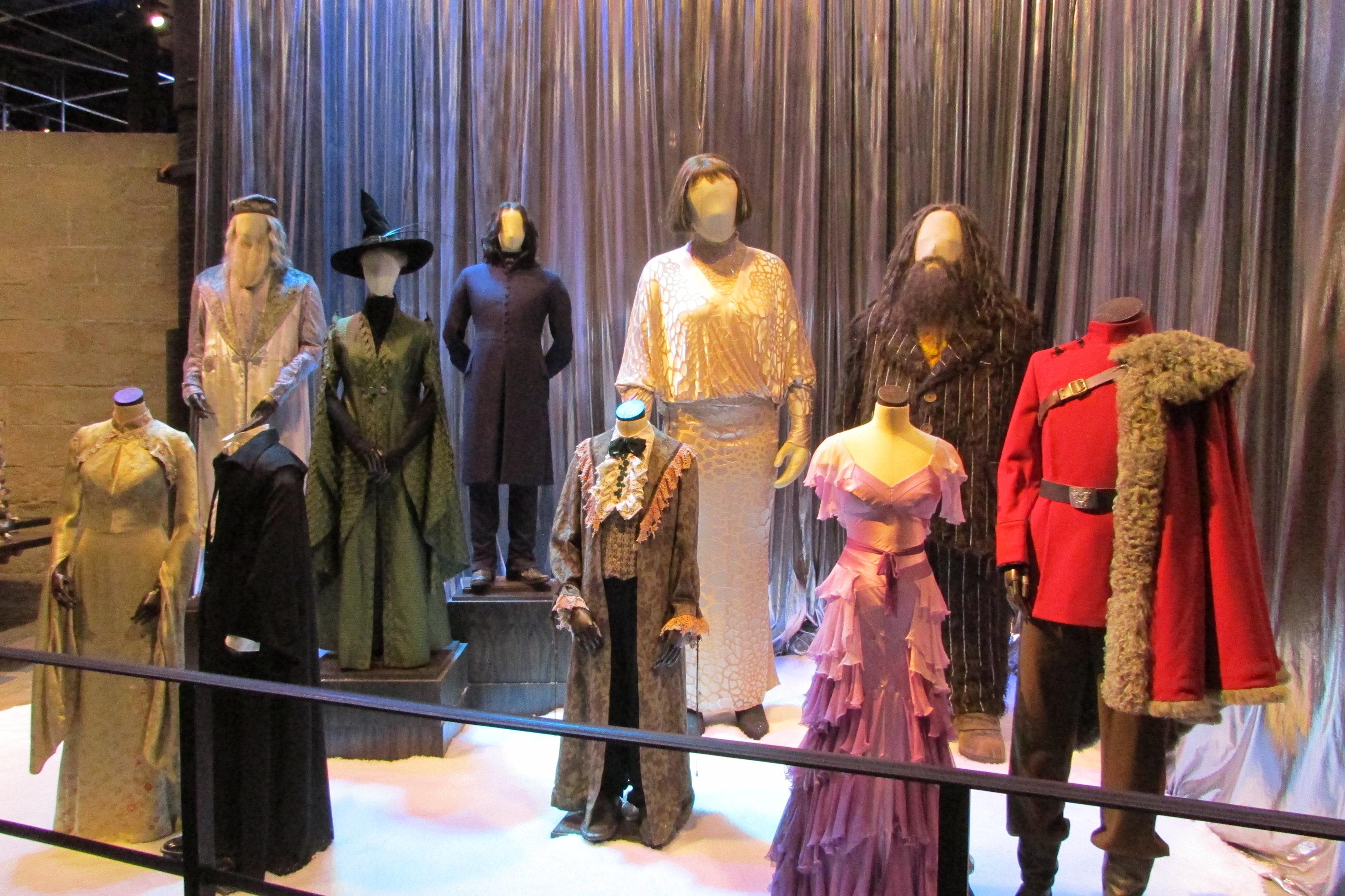 Célébrations Harry Potter : La magie des costumes avec Jany Temime