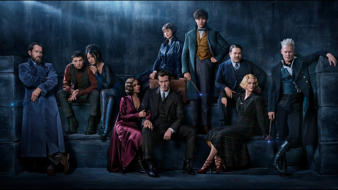 J.K Rowling prend la parole à propos du casting de Johnny Depp en Grindelwald : traduction intégrale (MàJ)