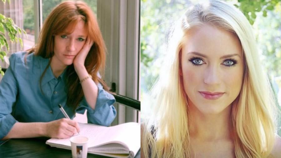 Un biopic sur J.K Rowling à venir ?
