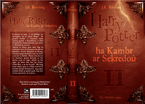 Entretien avec Mark Kerrain, traducteur de Harry Potter en breton
