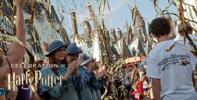 Récapitulatif des célébrations Harry Potter à Universal Orlando
