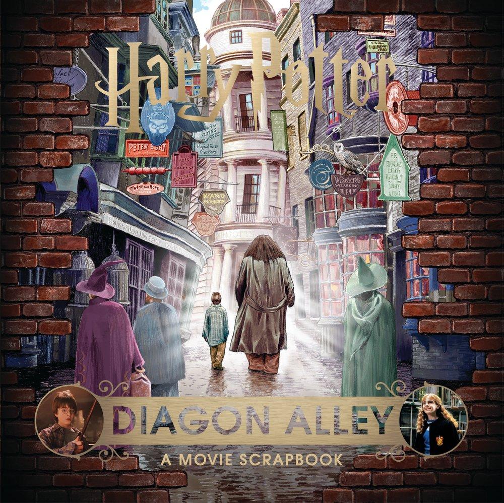 Nouveau 'Scrapbook' Harry Potter consacré au Chemin de Traverse !