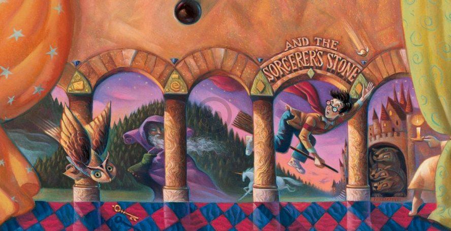 De nouvelles éditions anniversaire pour Harry Potter chez Scholastic