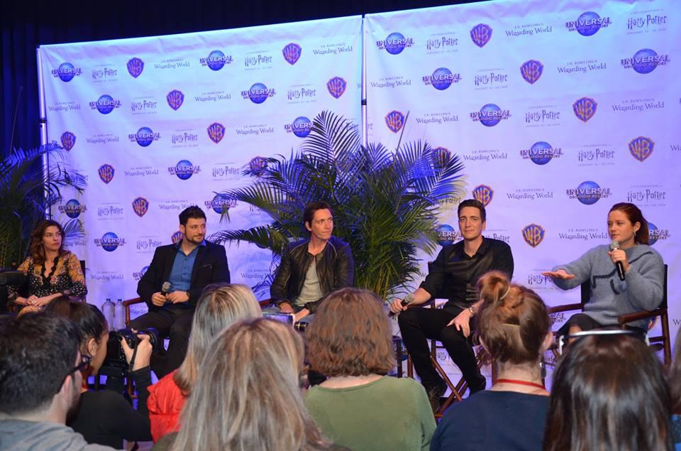 Célébrations Harry Potter : discussions avec les acteurs et conférence de presse exclusive