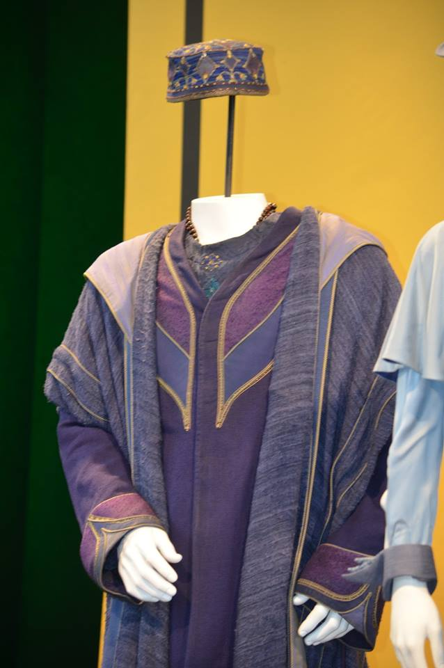 Costume de Kingsley Shacklebolt - Célébration Harry Potter à Universal Orlando