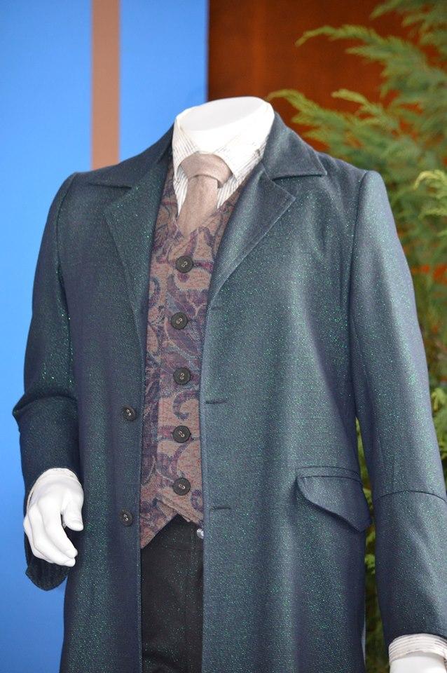 Costume d'un des jumeaux Weasley lors du bal - Célébrations Harry Potter à Universal Orlando
