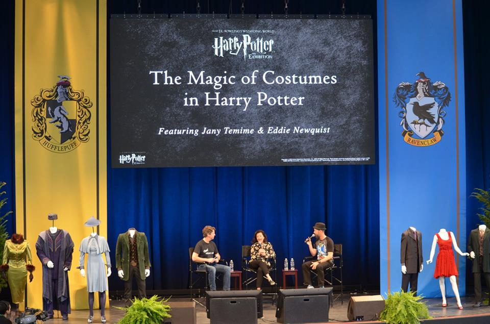 Célébrations Harry Potter : La magie des costumes d'Harry Potter avec Jany Temime
