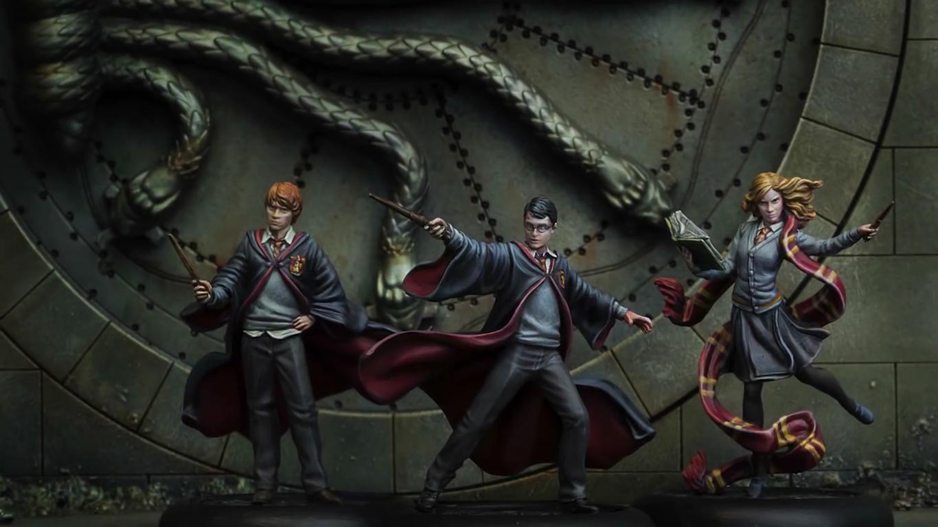 Les 'Warhammer' Harry Potter débarquent à partir du 14 mars !