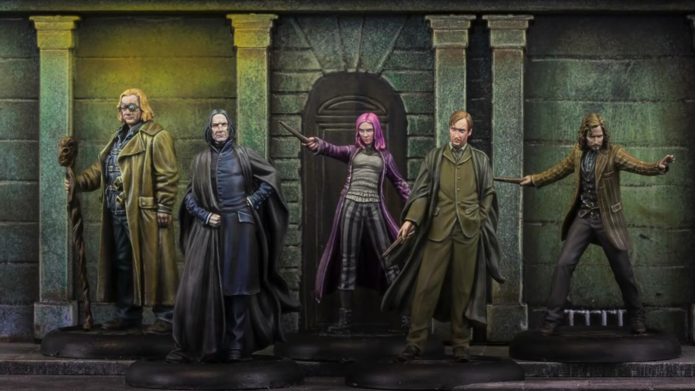 Le jeu de figurines Harry Potter par Knight Models : règles et prix annoncés !