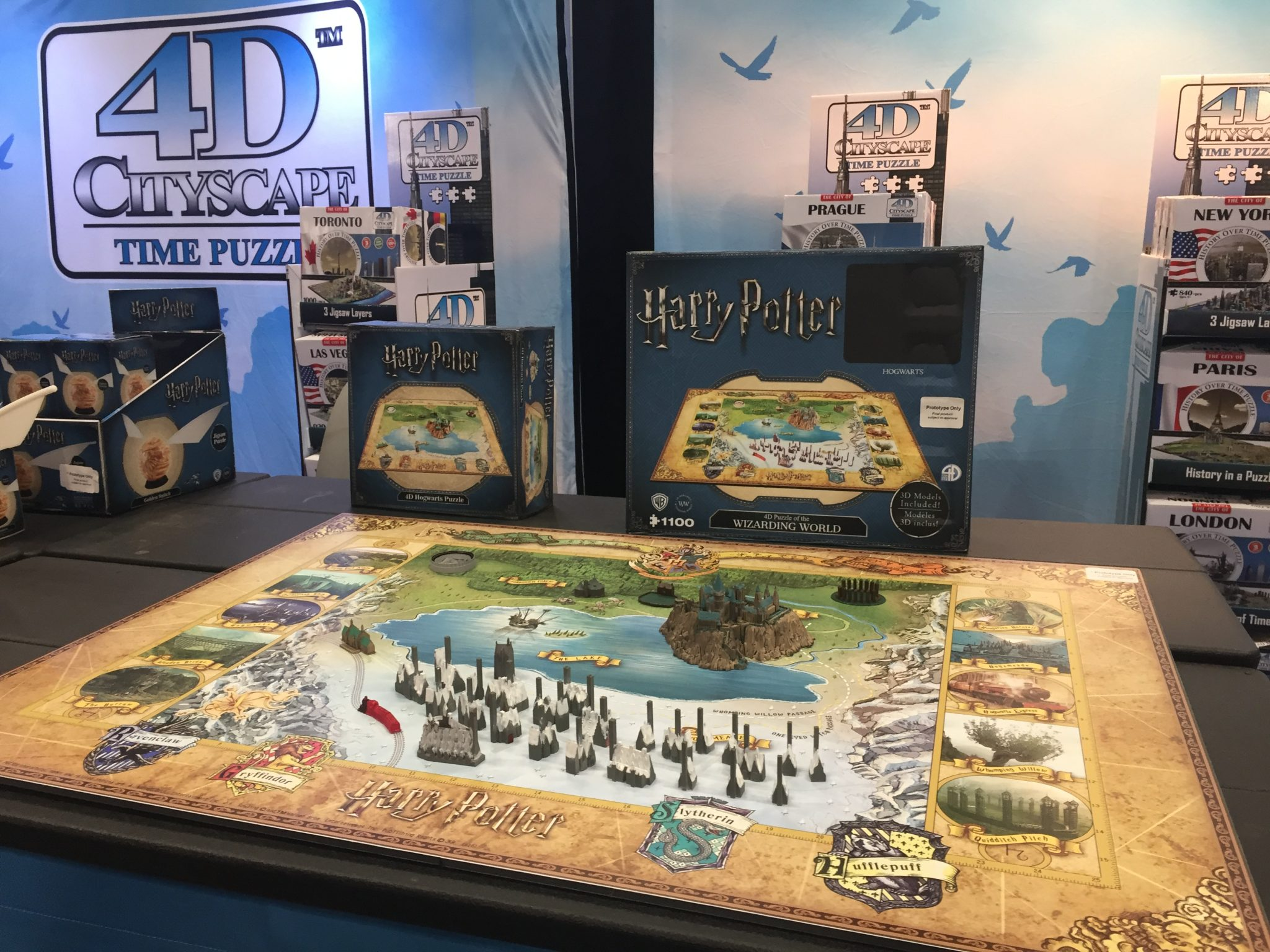 Les tops Harry Potter en 2018