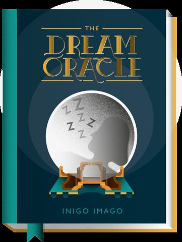 Couverture de l'oracle des rêves par Pottermore