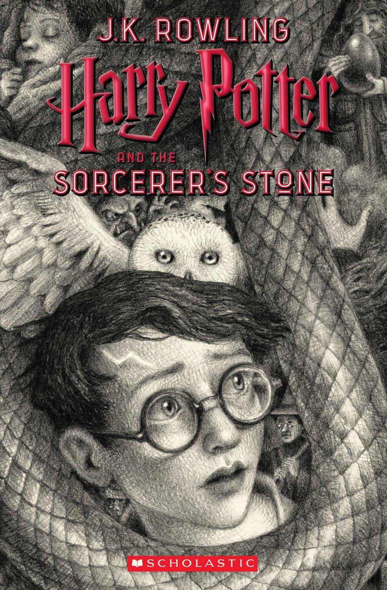 Couvertures américaines anniversaire de Harry Potter dévoilées !