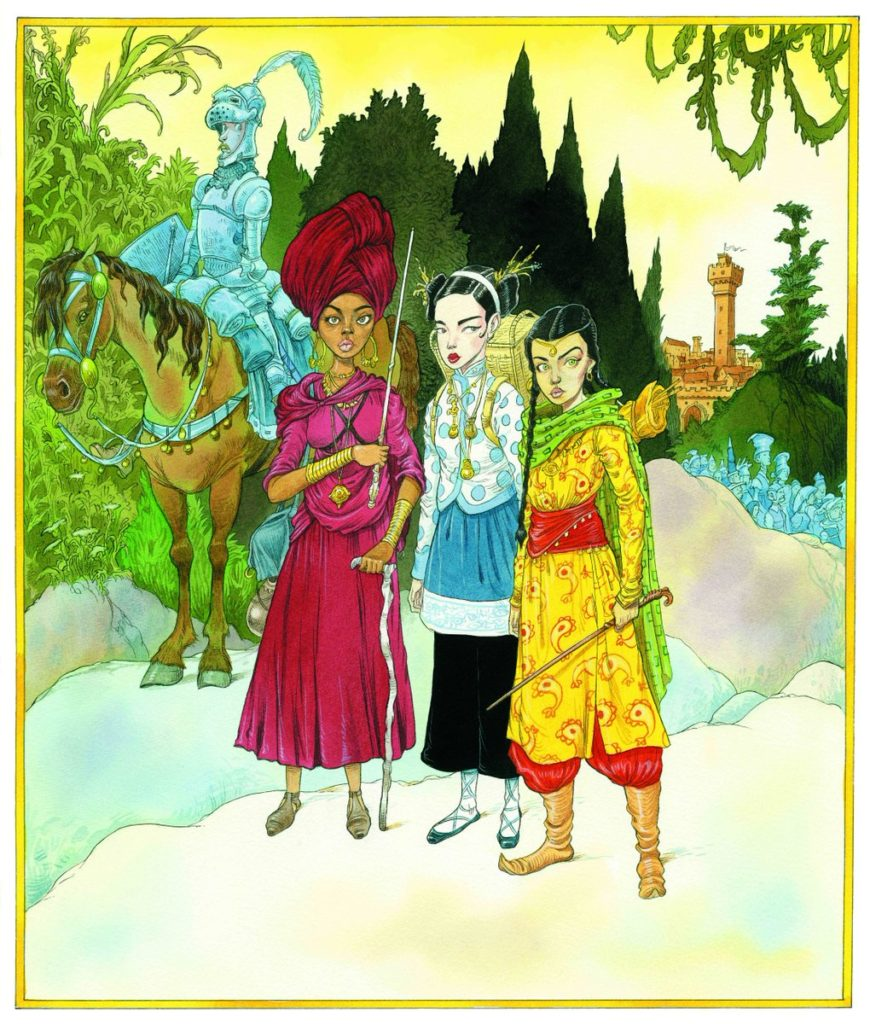 contes de Beedle le Barde illustrés