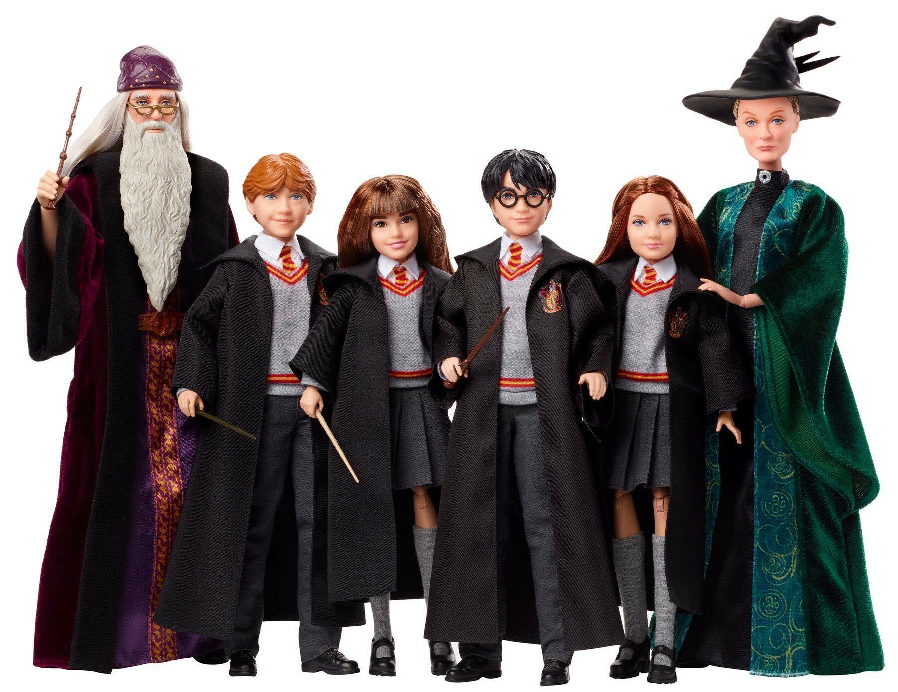 Mattel prépare une série de Barbies Harry Potter