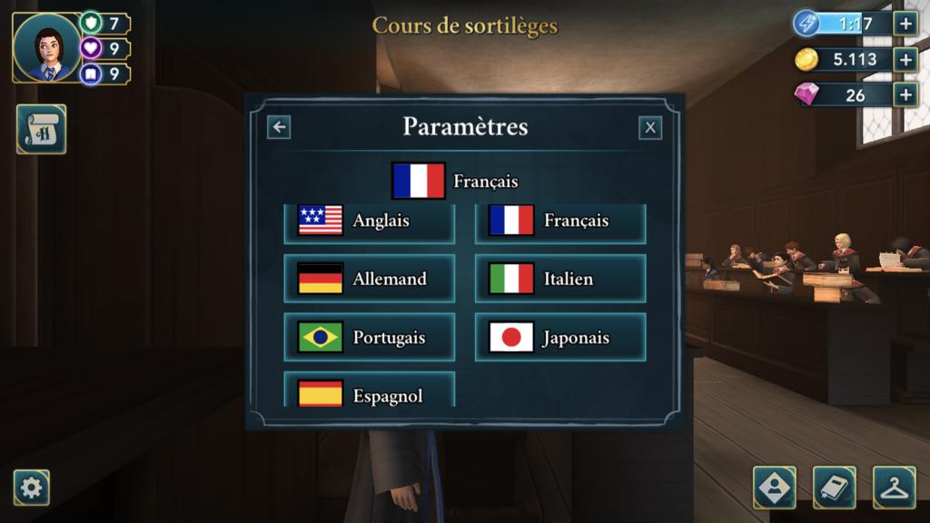Confirmé : Hogwarts Mystery disponible en français !