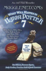 Couverture d'un livre sur les théorie Harry Potter avant la parution du tome 7