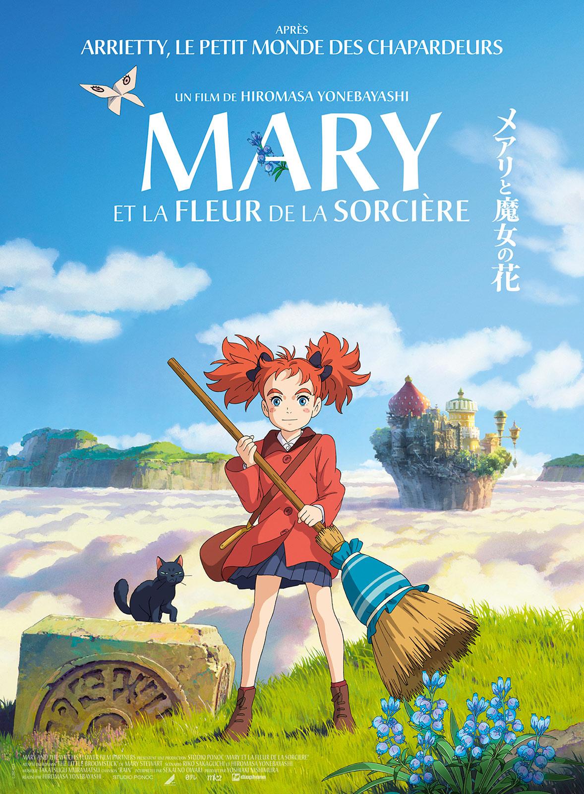 Potterafter : Mary et la fleur de la sorcière.