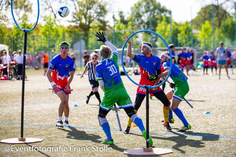 L'European Quidditch Cup, de <big>A</big>nvers à <big>T</big>itans