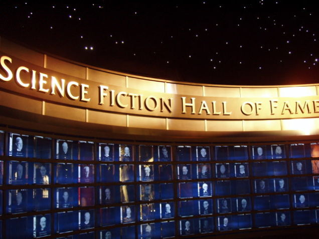 J.K. Rowling au Hall of Fame de la science-fiction