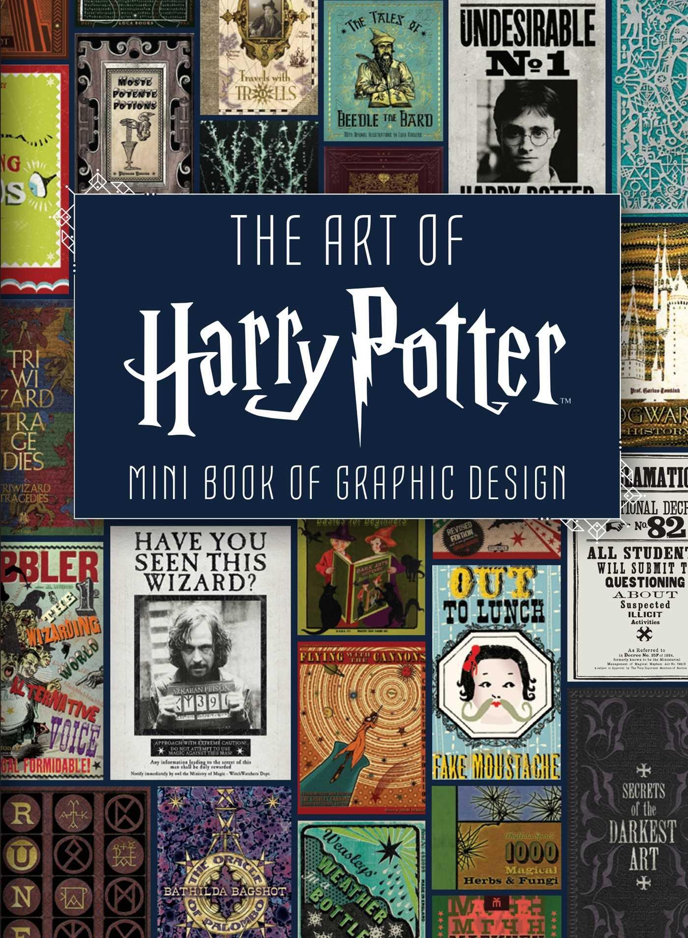 Les livres miniatures sur les coulisses de Harry Potter se multiplient