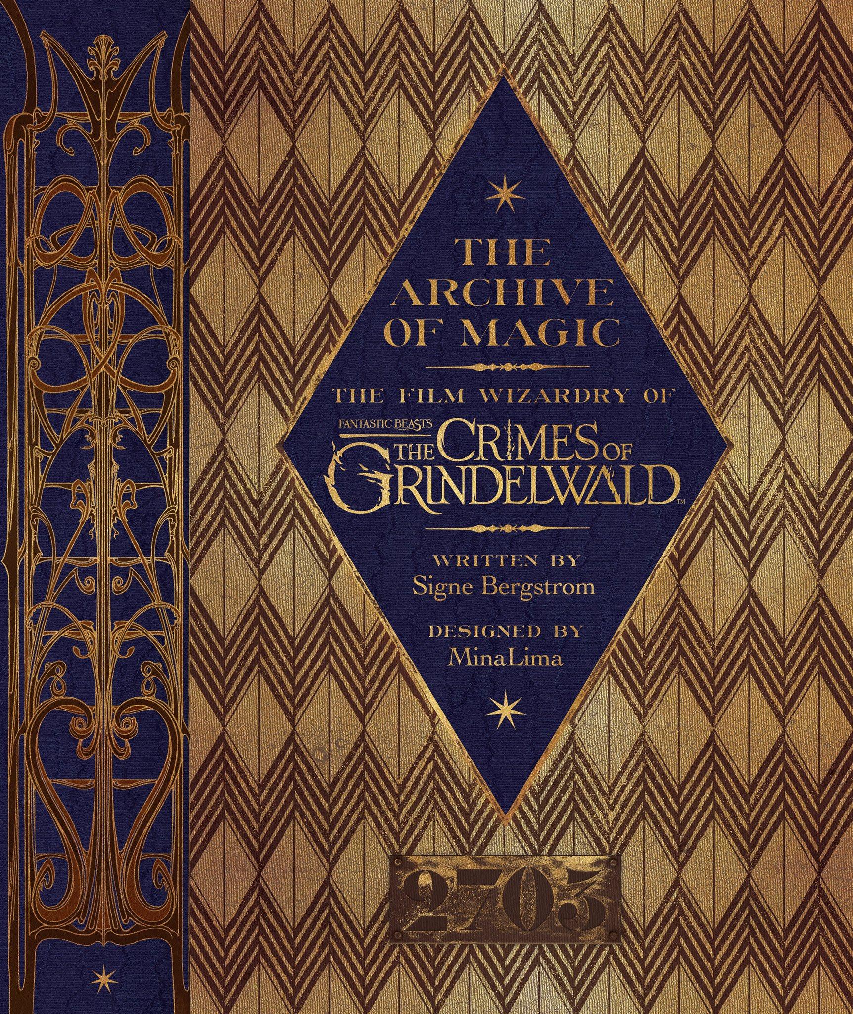 Dans les coulisses des Animaux fantastiques 2 : les archives de la magie