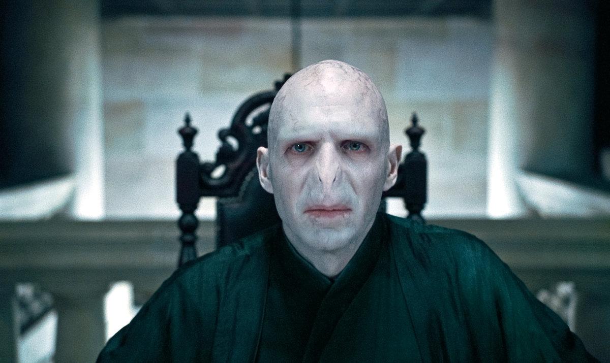 Voldemort au manoir Malefoy dans Harry Potter et les Reliques de la Mort - Partie 1