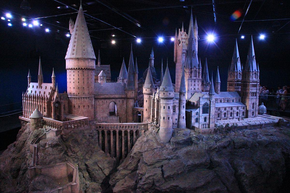 Poudlard : château préféré des petits britanniques