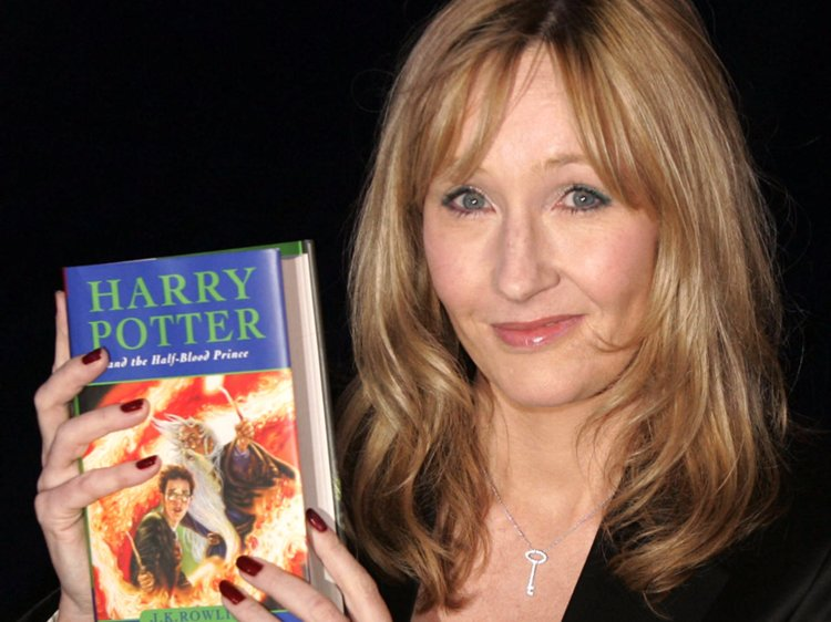 Une interview exclusive de J.K. Rowling en 2005 refait surface
