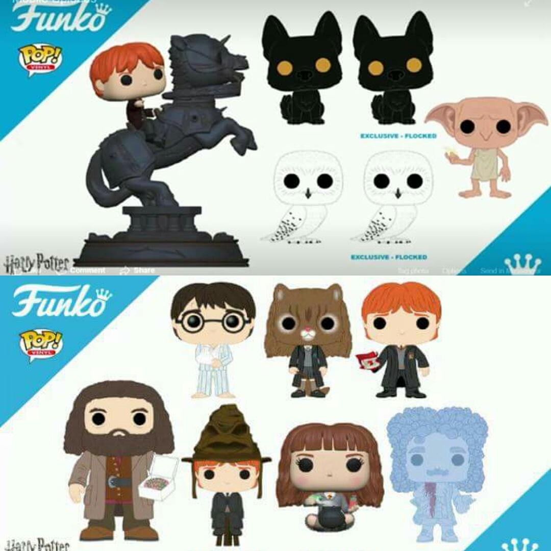 Funko dévoile ses nouvelle figurines Harry Potter à la ComicCon !