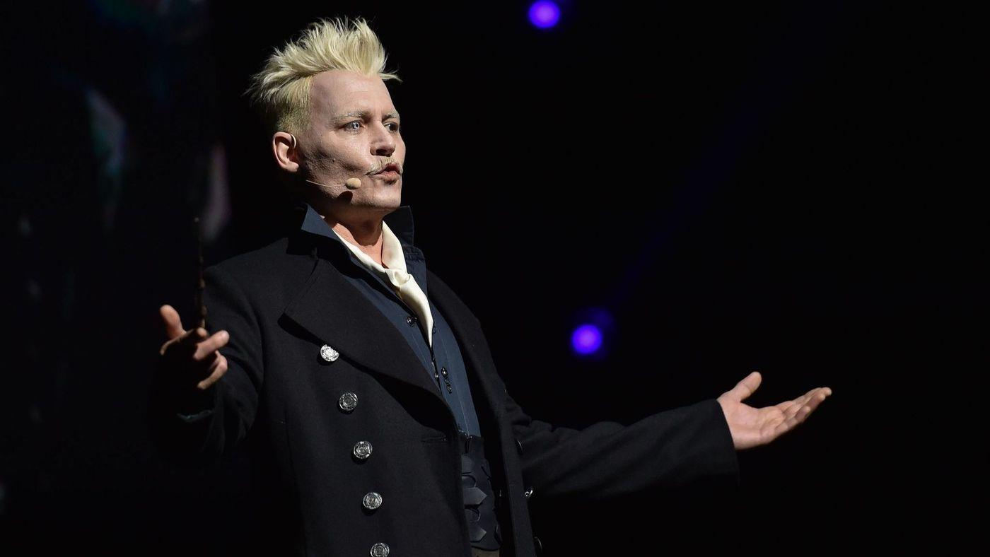Johnny Depp quitte les Animaux fantastiques, Grindelwald sera recasté